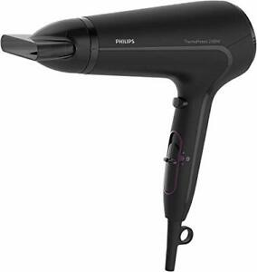 Philips HP8230/00 Sèche-Cheveux ThermoProtect, 2100 W, Noir