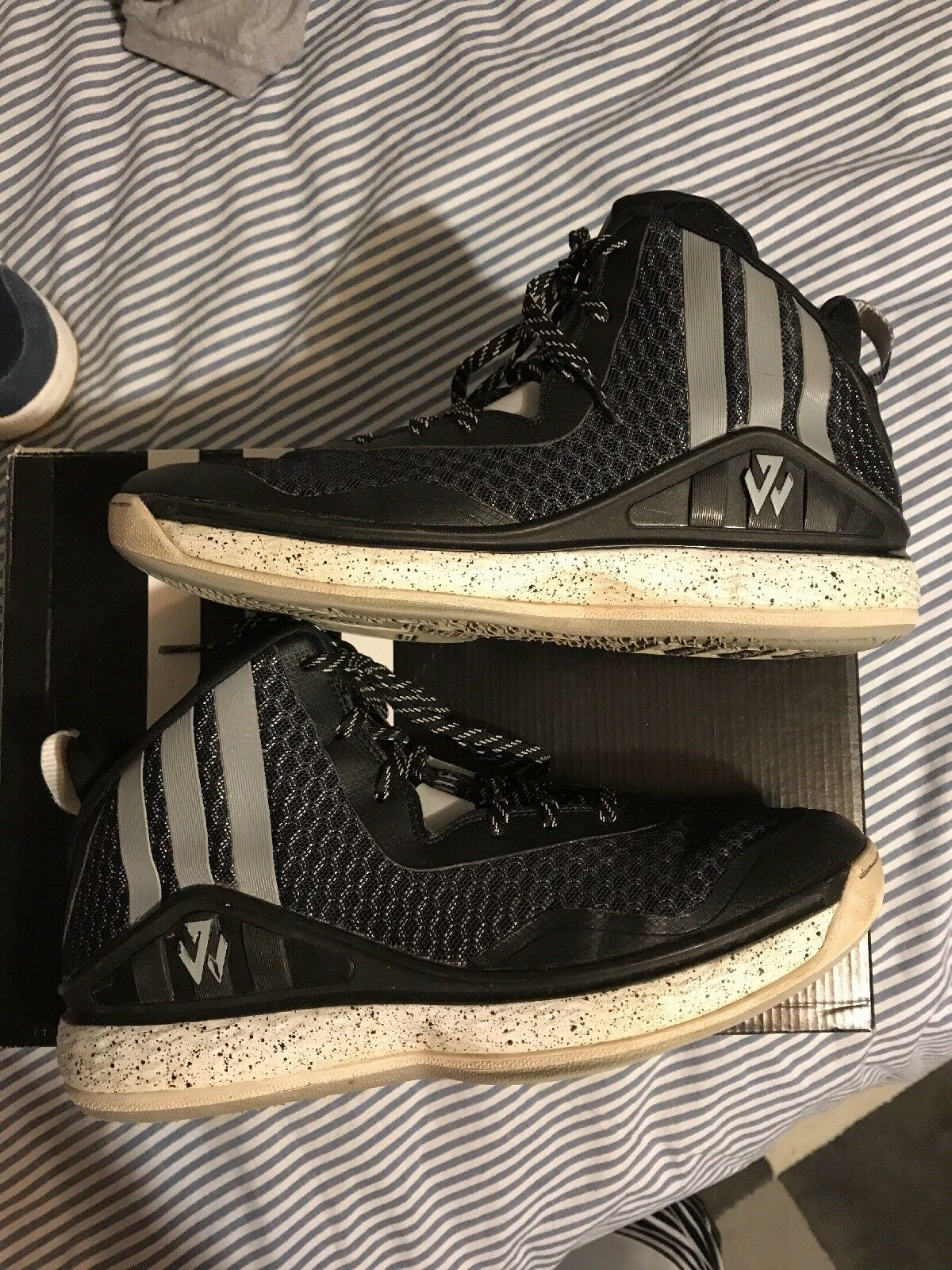 Adidas John Wall 1 Price reduction Comfortable Comfortable and good-looking