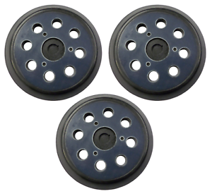 Fiable Sander Pad For Dewalt D26451 D26453 3-pack Couleurs Harmonieuses