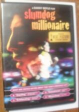 Slumdog Millionaire (DVD, 2009, Checkpoint; Sensormatic; Widescreen) NEW
