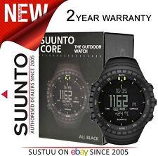 Suunto Core ALL BLACK Outdoor Military Altimeter Barometer Compass Sports Watch