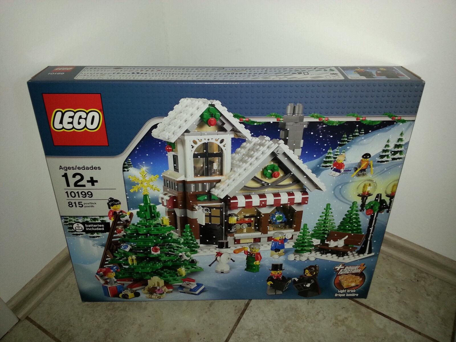 Lego Creator - 10199 - Weihnachtlicher Spielzeugladen