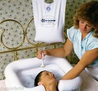 Ez Bathe Bedside Shower & Basin - Hair Washing Kit