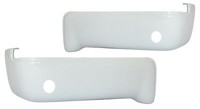 For 14-18 Silverado Sierra w//s BumperShellz Paintable ABS Rear Bumper Cover