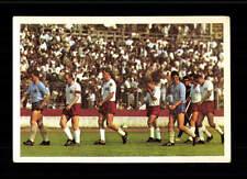 Hamburger SV 1 FC Köln Bergmann Sammelbild 1966-67 Nr. 34 + A 156468