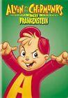 Alvin & The Chipmunks Meet Frankenstein 2015 DVD 025192317750
