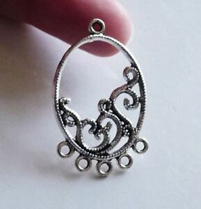 8Pcs-5-Hole-Chandelier-Earring-Findings-Necklace-Pendant-for-Jewelry-Supplies