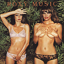 Country Life - Roxy Music (CD Used Very Good) Remastered/Hdcd