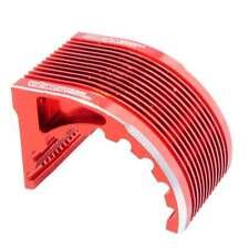 RC Red Alum Heat Sink 42mm For 1/8 Hobbywing Castle leopard Motor 4274 4268 1515