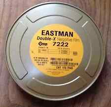 400ft (122m) EASTMAN DOUBLE-X Negative Film 7222 Black And White Fresh Stock