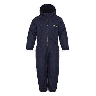 7b68098ea9bb Wetplay Kids Padded All-In-One Waterproof Rain Suit Snowsuit Childs ...