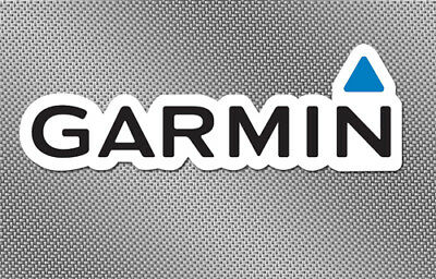 """2 Pack 5/"""" Garmin GPS Quality Decal Sticker Tackle Box Fishing Boat Truck trailer"""