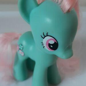 G4 My Little Pony Minty Brushable Figure Hasbro MLP FiM Rare HTF
