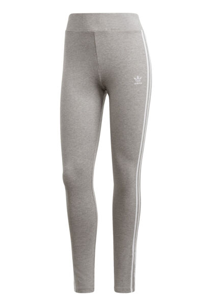 Adidas Originals Leggings Damen 3 STRIPES TIGHT FM2553 Grau