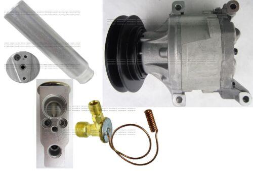 A//C Compressor SERVICE PACKAGE for Kubota M9000 w// SCSA06C 12v T1065-72170 5856