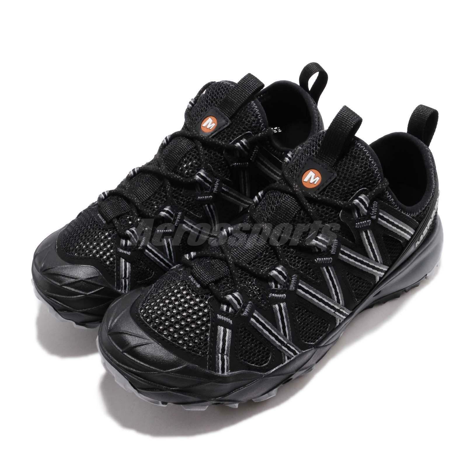 Merrell Choprock Vibram negro gris Men Outdoors Hiking Trail Water zapatos J48675