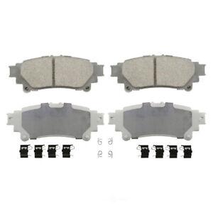 Rr Ceramic Brake Pads  Wagner  QC1391