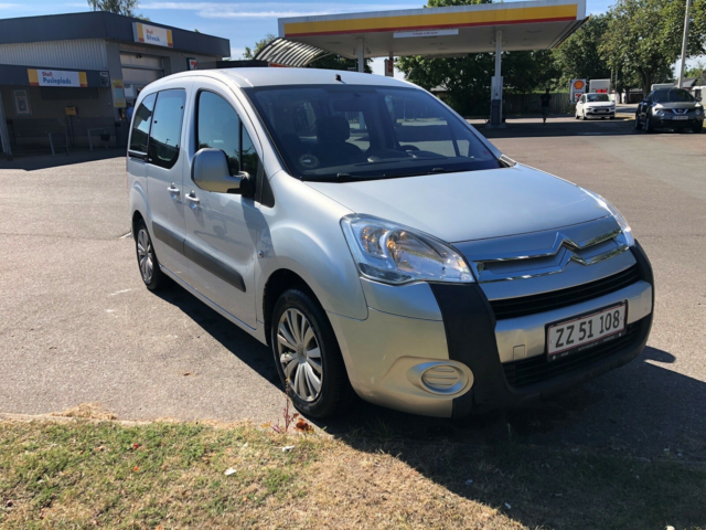 Citroën Berlingo, 1,6 HDi 110 Multispace, Diesel, 2008, km…
