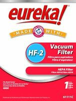 Genuine Eureka 61111 Hf-2 Hepa Filter , New, Free Shipping on sale