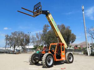 2013-JLG-G943A-43-039-9-000lb-Telescopic-Reach-Forklift-Telehandler-bidadoo-Repair