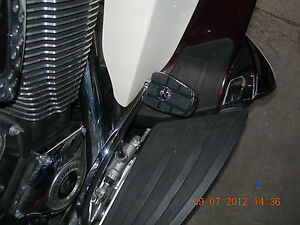 Victory brake pedal conversion kit Vision Cross Roads Cross Country Magnum Skull