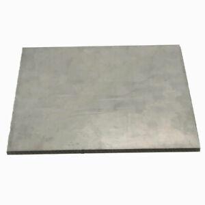 1pc Silver Titanium plate Ti Titan TC4 Gr5 Plate Sheet 2mm x 200mm x 200 mm