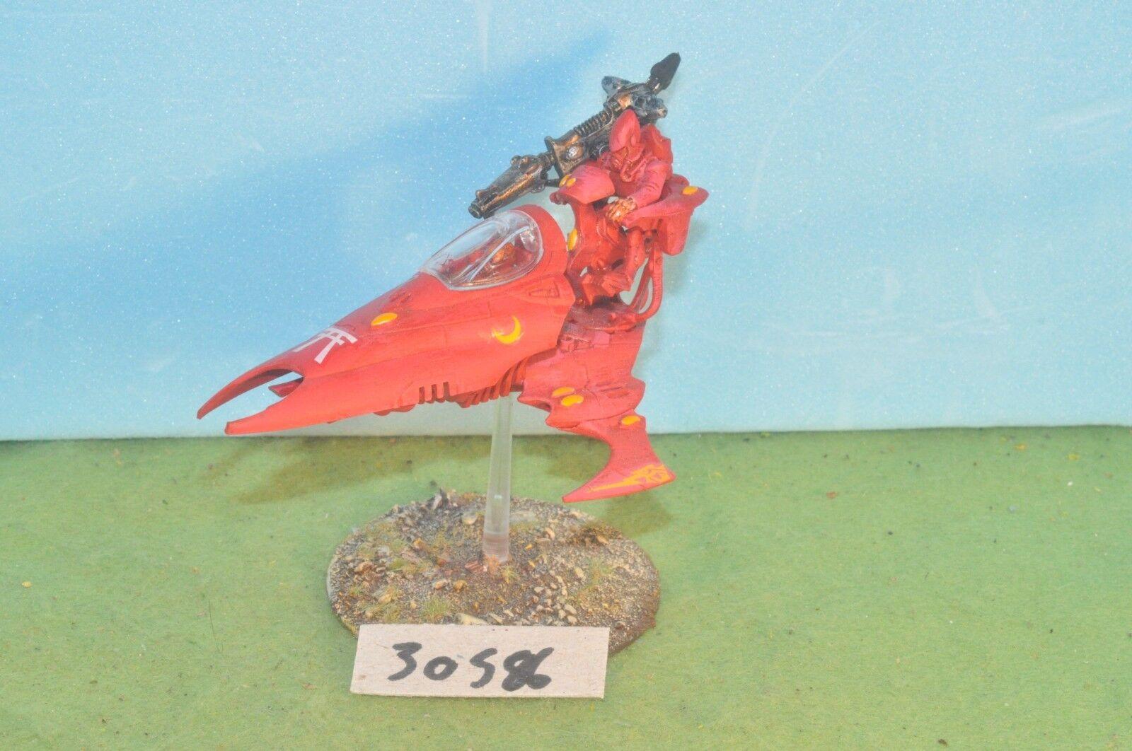 Eldar Eldar Eldar 1 plástico áspides pintado warhammer 40k (30586) 644d9a