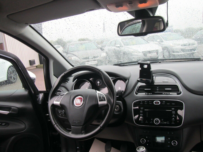 Fiat Punto 1,3 MJT 85 Lounge