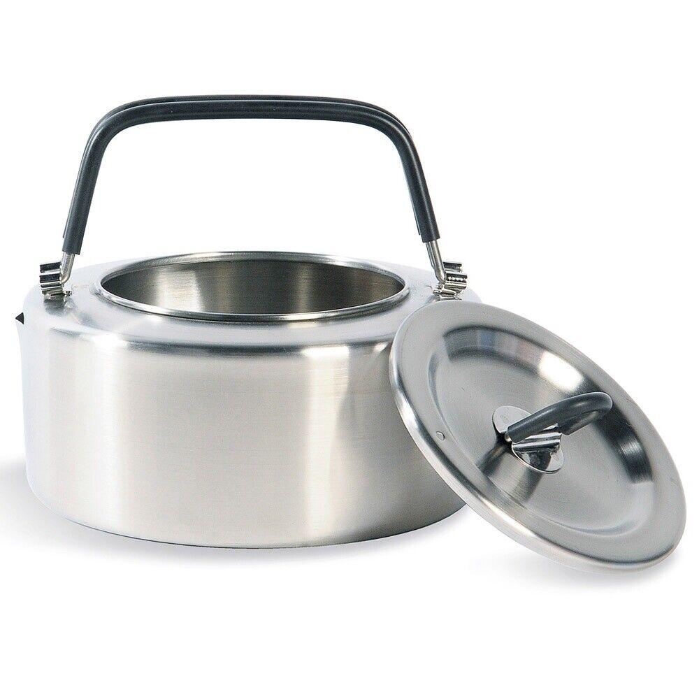 Tatonka H2O Pot 1.0 L rostfritt stål