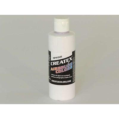 (8,62€/100ml) opaque white Createx Airbrush Colors Farbe 120ml 12 5212 Createx w