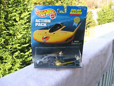 1998 Hot Wheels Action Pack Solar Racing Cal State LA Solar Eagle III