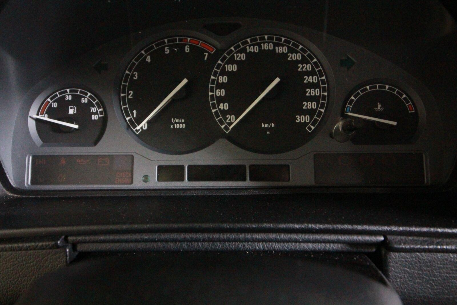 BMW 850i V12 Coupé aut.