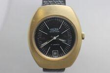Vintage Original Vulcain 17j Hand Wind Wristwatch Men's Watch Running