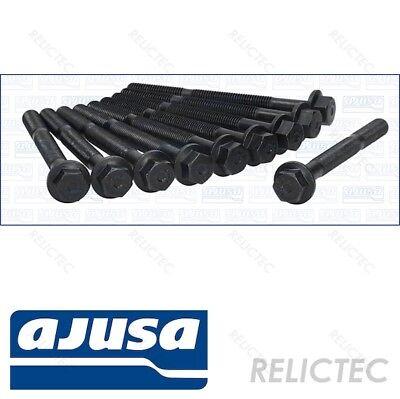 Ajusa  81007600 Bolt Kit  cylinder head