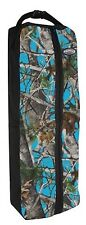 Showman TEAL Real Oak Camouflage Nylon Bridle or Halter Bag! NEW HORSE TACK!