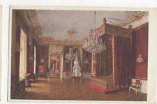 Wiener Hofburg Schlafzimmer Maria Theresia Vintage Postcard  Austria 330a