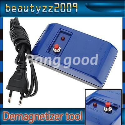 Watch Screwdriver Tweezers Electrical Magnetizer Demagnetizer Watchmaker Tools