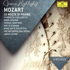 Mozart: Le Nozze di Figaro [Highlights] (CD, Jan-2014, Deutsche Grammophon)