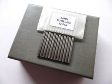 SWISS MADE Pack of 12 tubes in 26mm for Panerai straps - EU shipping
