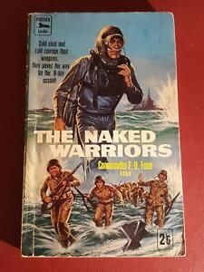 The-Naked-Warriors-Commander-F-D-Fane-1958-Panther-Paperback-Book