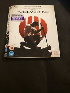 The-Wolverine-Blu-Ray-Slip-Cover-Only