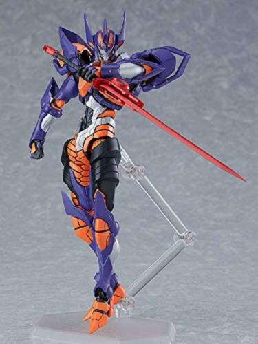 Gridknight Figma Action Figure Multicolor Good Smile Ssss.Gridman
