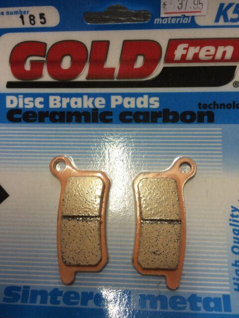 KTM SX 85 2011  Front  brake pads Sintered / Goldfren KTM 85SX 2011