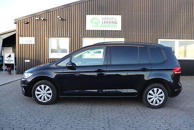 brugt varebil VW Touran TDi 115 Comfortline Van