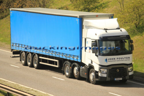 TRUCKINGIMAGES TRUCK PHOTOS RENAULT T RANGE TRUCKS 176 LISTED