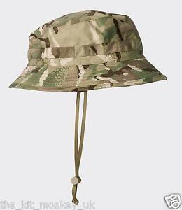 53d6e5ec96a Helikon Soldier 95 Boonie Tailored Bush  Jungle hat MP Camo match ...