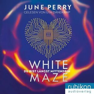 PERRY-JUNE-WHITE-MAZE-DU-BIST-LANGST-MITTENDRIN-3-MP3-CD-NEU