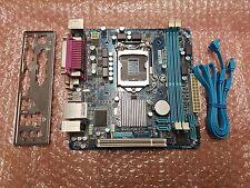 Gigabyte ga-h61n-d2v Mini-Itx Scheda Madre, Intel h61, presa 1155, ddr3, DVI-I