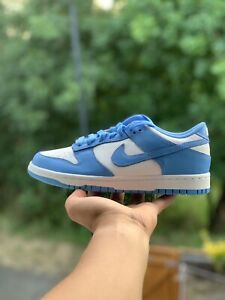 NIKE DUNK LOW UNC BABY BLUE GS   UK4   BRAND NEW   FAST SHIPPING