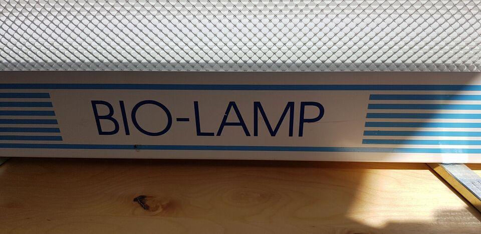 Anden bordlampe, BIO-LAMP